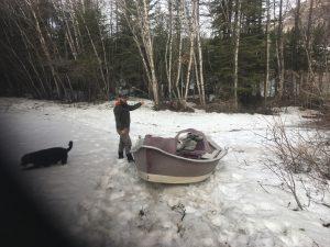 Flathead River Fishing Report 3-24-18