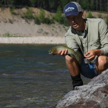 Flathead Fishing River Report 8-2-18