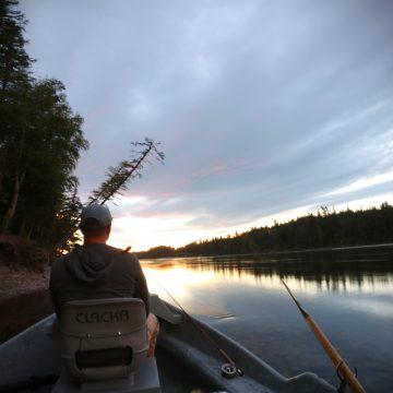 Flathead River Fishing Report 10-1-18